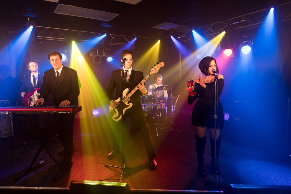 Pandemonium Band | Rock Your Wedding With This High Energy